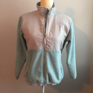 The North Face Girls Fleece Jacket size Large